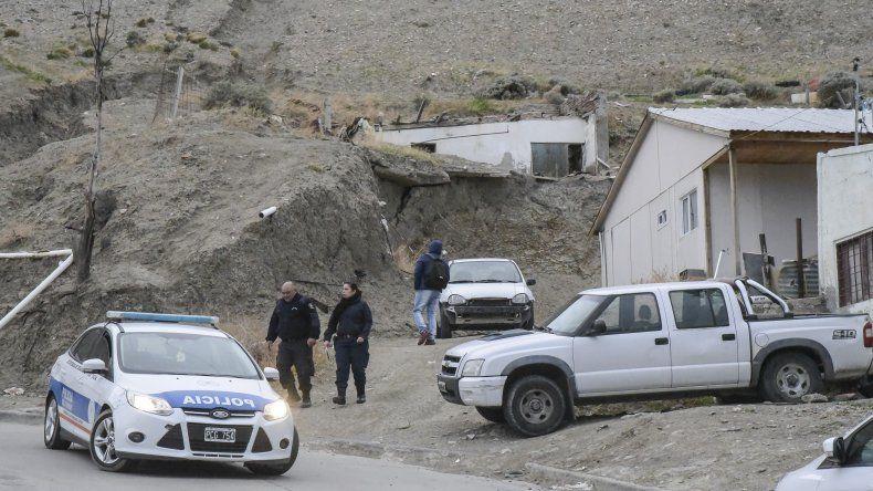 Personal policial de la Seccional Primera intervino en el robo domiciliario ocurrido en plena tarde en el Centro.