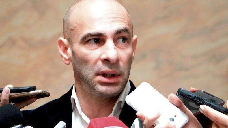 Federico Massoni objetó la detención de su compañero de gabinete porque tenía fueros.