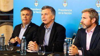 Mauricio Macri: todavía no pasó la tormenta
