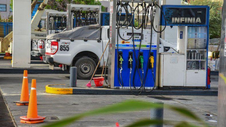 Bajó el consumo de naftas premium