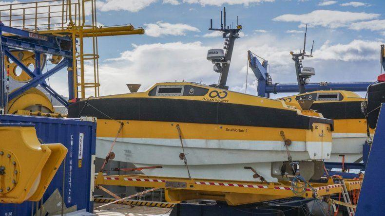 El buque que tratará de hallar al Ara San Juan