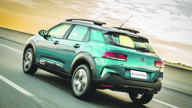 Citroên C4 Cactus: Un SUV innovador  adaptado a la región