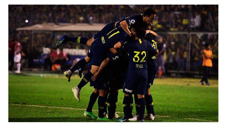 Boca también sigue firme en la Copa Argentina.