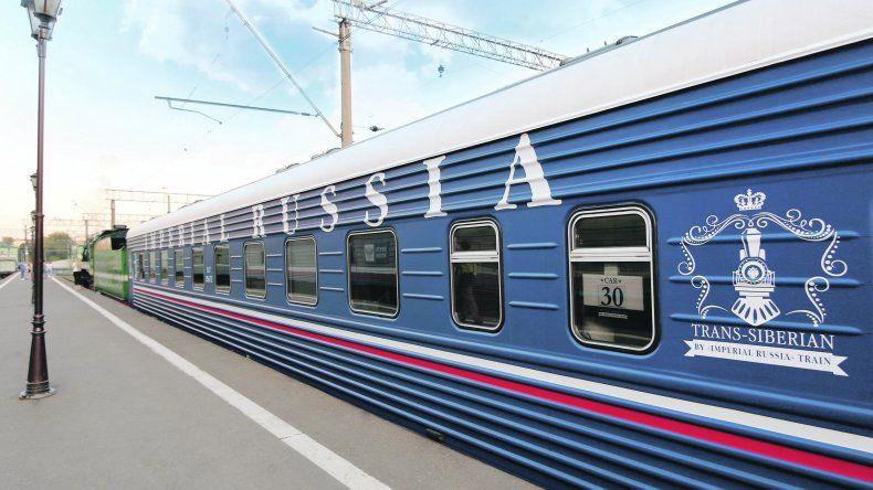 Rusia: 4 trenes para un viaje épico