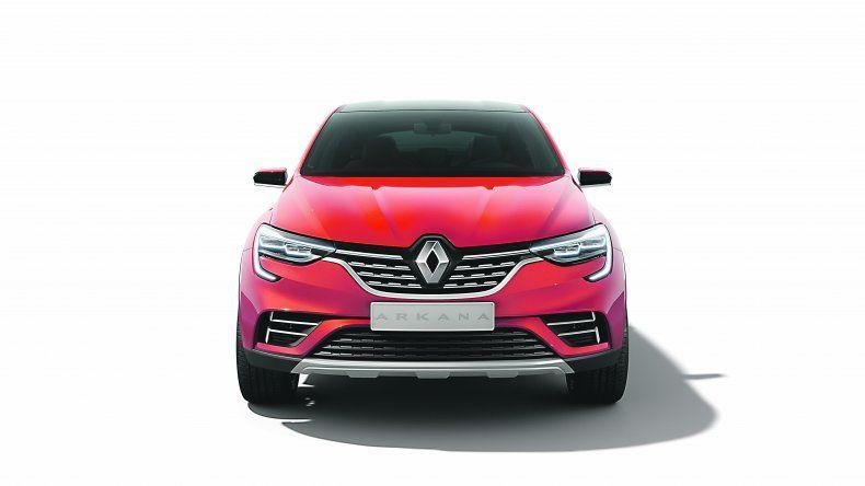 Renault Arkana: El rombo presentó  su nuevo SUV