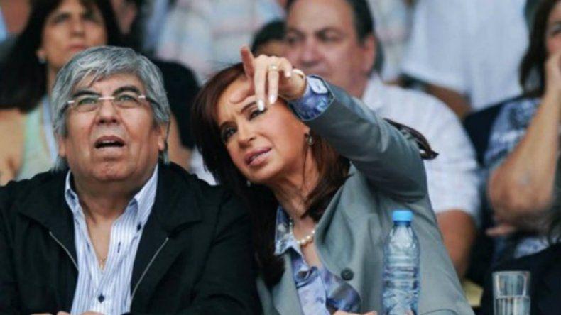Moyano habló del 2019 y no descartó a CFK como candidata