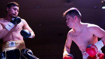 José Vargas obtuvo un contundente triunfo ante Ezequiel Mansilla en la pelea de fondo que se realizó la noche del viernes en el gimnasio municipal 1.