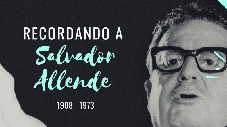 Espacio Collage recuerda con una  noche de cine a Salvador Allende