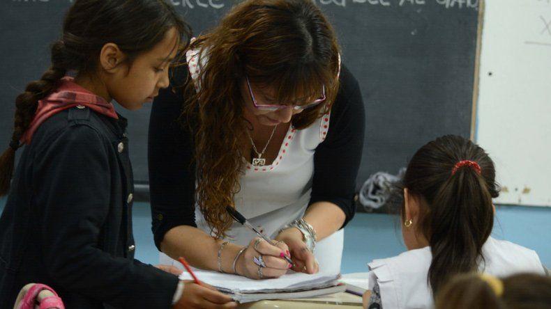 Chubut será parte de las pruebas piloto de una evaluación a escuelas primarias