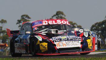 Marcelo Agrelo conquistó de punta a punta la victoria en el autódromo de Paraná. Foto: Guillermo Cejas.