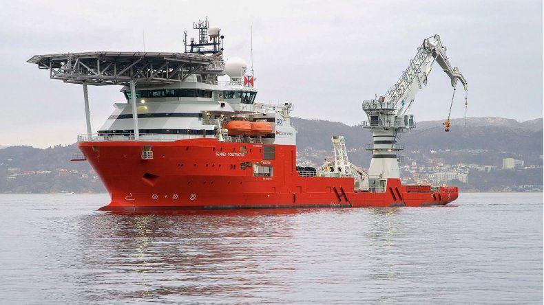 La zarpada desde Comodoro Rivadavia del buque noruego contratado por la empresa Ocean Infinity renovó las esperanzas de localizar al submarino