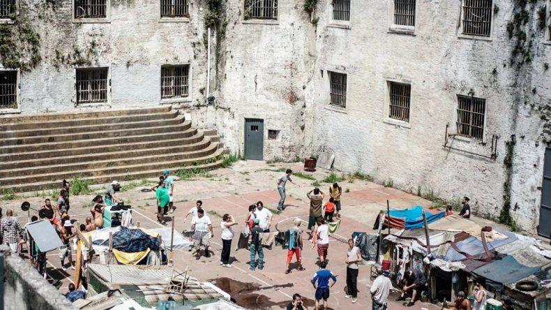 La excárcel donde se filmó El Marginal será un edificio gubernamental