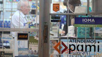 Amenazan con no vender medicamentos a PAMI si los laboratorios no cancelan sus deudas