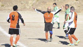 El sábado, Pueyrredón goleó 6-0 a Sindicato Camioneros por la zona B de la categoría Senior.