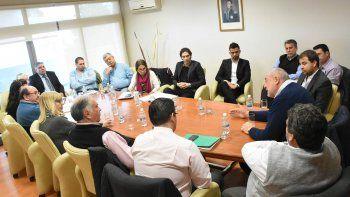 Diputados provinciales continúan analizando la situación de los aportes de los empleados del Banco de Chubut.