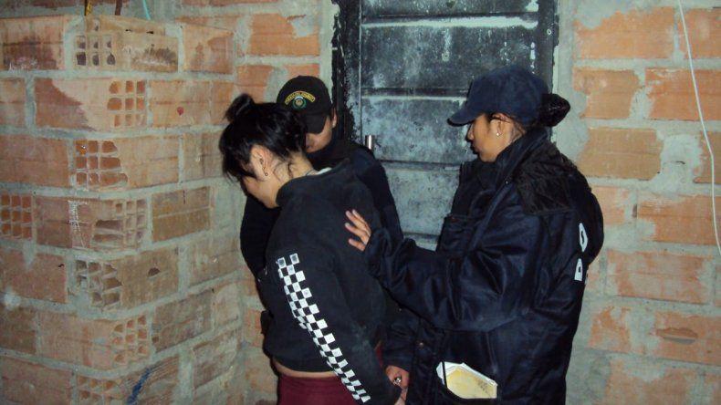 Detuvieron a una joven de 22 años por el violento robo a un matrimonio
