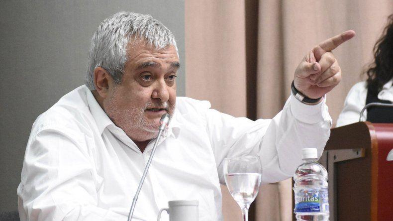 El diputado Di Filippo mencionó a Iralde
