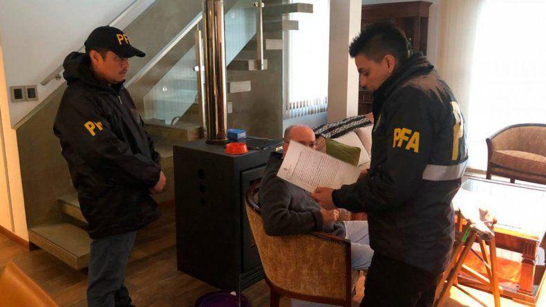 Detuvieron a un exfiscal acusado de integrar una banda con delincuentes