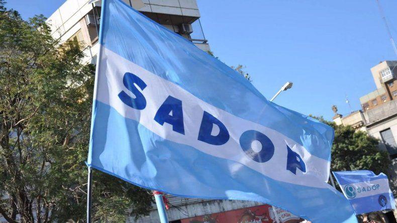 SADOP Santa Cruz se adhiere al paro nacional del 13