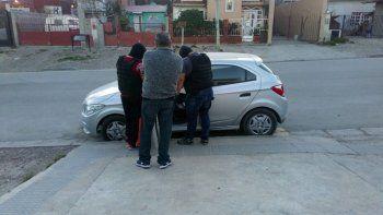 secuestraron un automovil involucrado en un robo en rada tilly