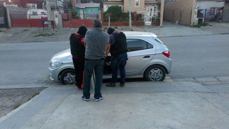 Secuestraron un automóvil involucrado en un robo en Rada Tilly