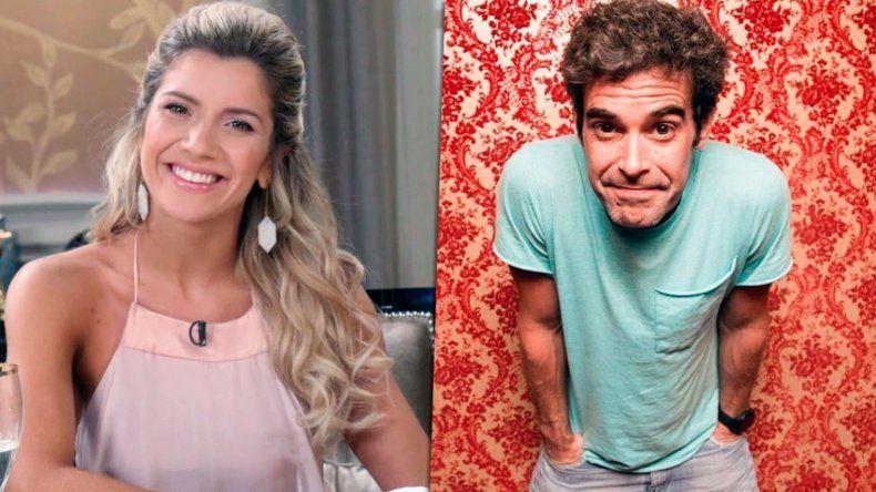 ¿Laurita Fernández en pareja con Nicolás Cabré?