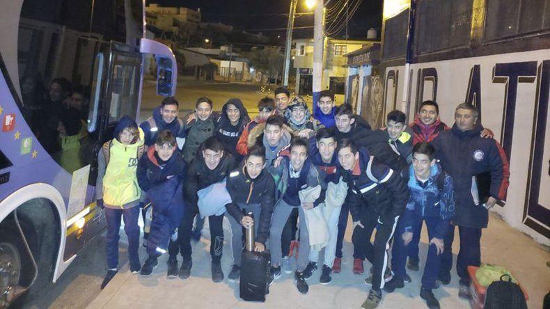 El equipo de USMA será uno de los representantes de Comodoro Rivadavia en El Calafate.