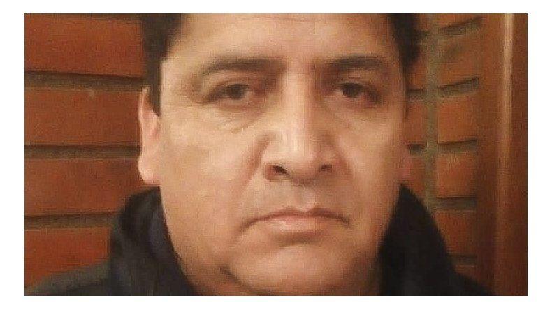 El suboficial mayor Luis El Paisa Hernández