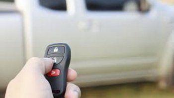 prision preventiva a uno de los imputados  de robar en un vehiculo con un inhibidor