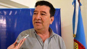 El coordinador de Entidades Vecinales del Municipio, Emilio Sánchez.