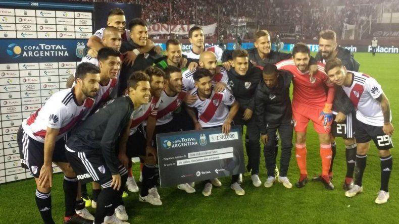 River eliminó a Platense y accedió a los cuartos de final