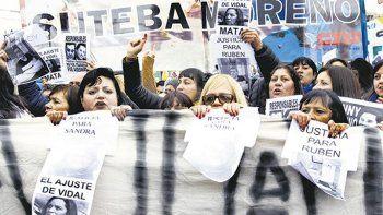 Masivo repudio al secuestro y tortura de la maestra