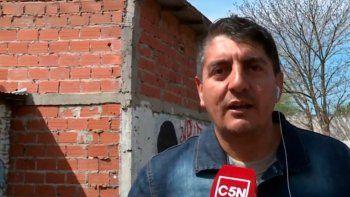El hombre que increpó a Macri tiene un merendero