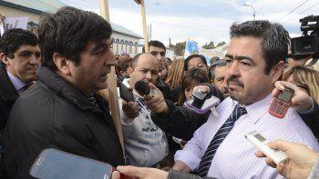 Héctor Iturrioz, uno de los fiscales sobre los que pesa un pedido de juicio político.