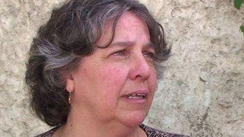 arcioni confirmo a valeria saunders como ministra de familia