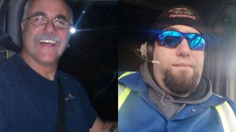 Dos compañeros de trabajo descubren que son padre e hijo gracias a Facebook