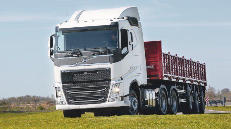 Nuevo camión para ampliar la gama