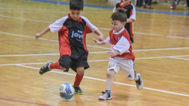La Asociación Promocional de futsal continuará esta tarde con la disputa del torneo Clausura 2018.