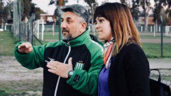 lucia barbuto sera la primera mujer a cargo de un club de primera