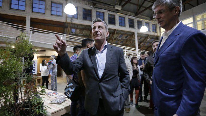 Arcioni: este Gobierno siempre estará al lado de los emprendedores