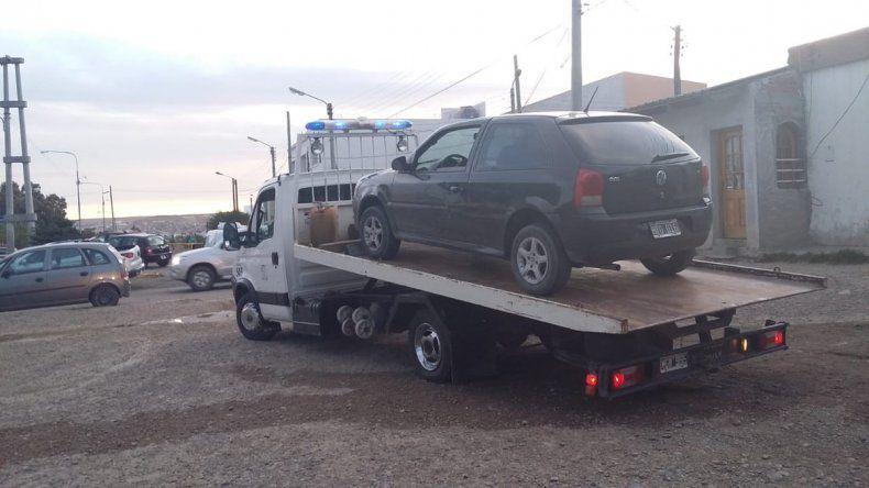 Secuestraron un auto que había sido robado en Buenos Aires