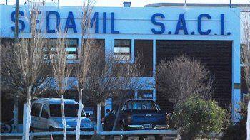 Volvieron las suspensiones en la textil Sedamil