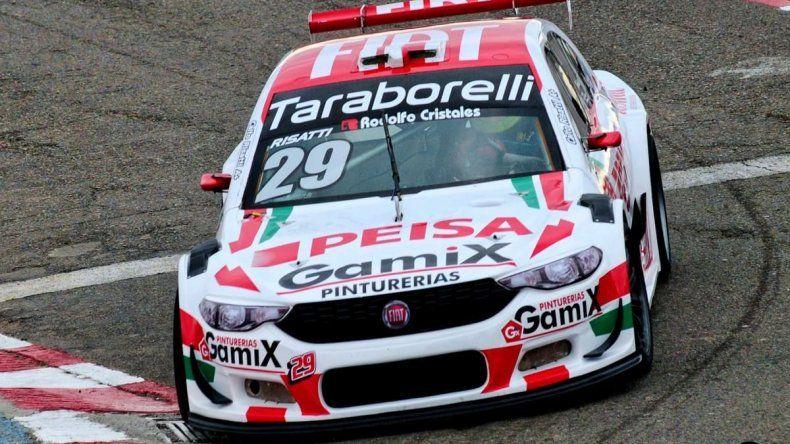 Ricardo Risatti ganó la Carrera del Año