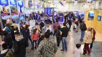 cerro con exito la expo turismo: el balance es positivo
