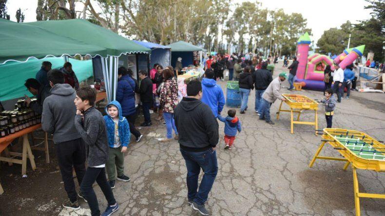La Feria de Productores se transformó en un paseo tradicional