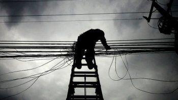 Corte de energía en Zona Sur