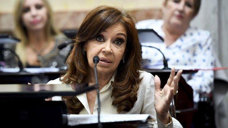 Bonadio procesó con prisión preventiva a Cristina Kirchner