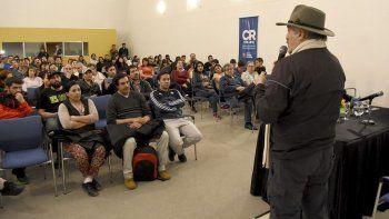 La reunión con el deporte federado y barrial se realizó el último viernes en el Centro de Información Pública.