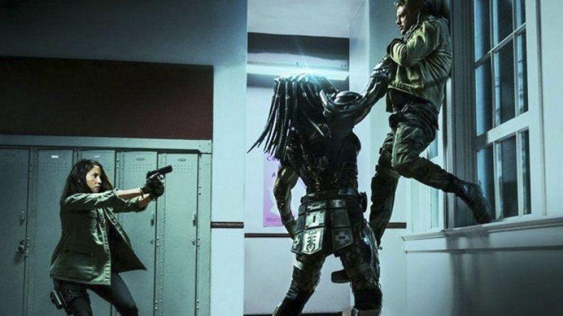 Esta vez los depredadores atacan en la ciudad y nuevamente se requiere de una fuerza especial para enfrentarlos.
