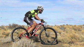 Una caída lo dejó con la espina al Dogo que deberá esperar hasta el 2019 para ir en busca del podio en Puerto Madryn.